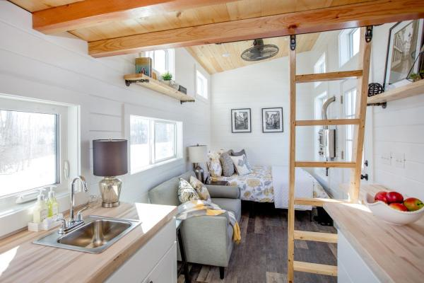24ft Tiny Home by Global Tiny Houses 009