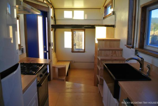24ft Wanderlust Tiny House by Rocky Mountain Tiny Houses 002