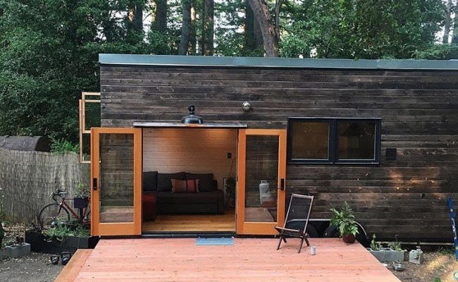 250 Sq Ft Diy Tiny House On Wheels
