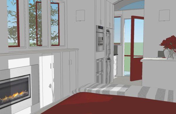 tiny house no loft. 260-sq-ft-no-loft-tiny-house-design- Tiny House No Loft D