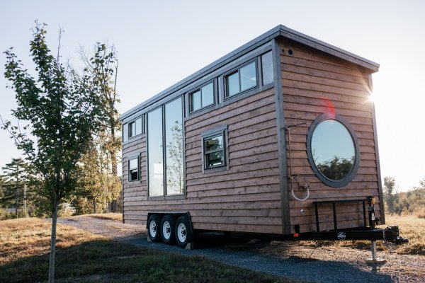 26ft Silhouette Tiny House 0057
