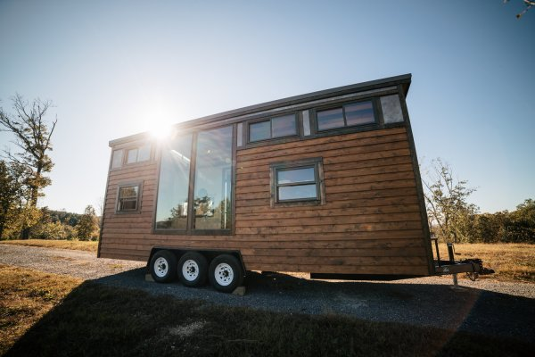 26ft Silhouette Tiny House 0066