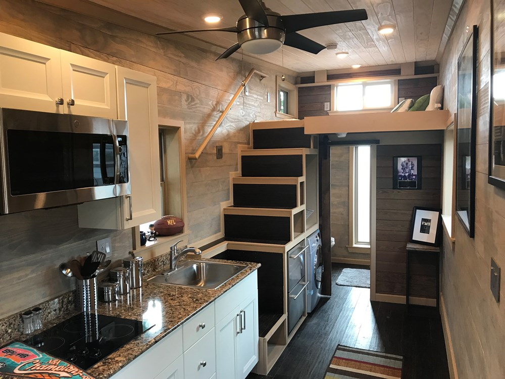 28Foot Tailgater Tiny House