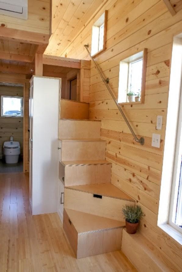 28 Kootenay Urban Tiny House On Wheels