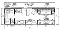 Tiny House Floor Plans: 32' Tiny Home on Wheels Design
