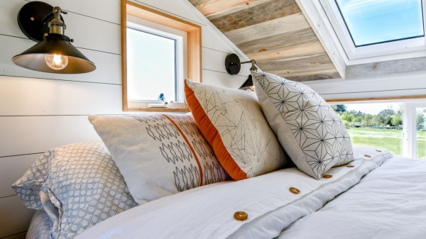 28ft Urban Payette Tiny Home with Bump Out 0012