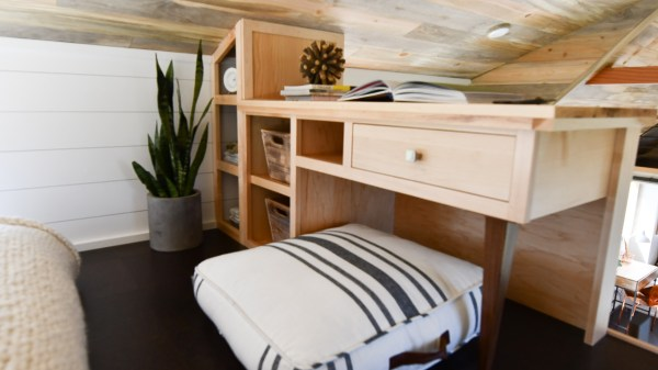 28ft Urban Payette Tiny Home with Bump Out 0014