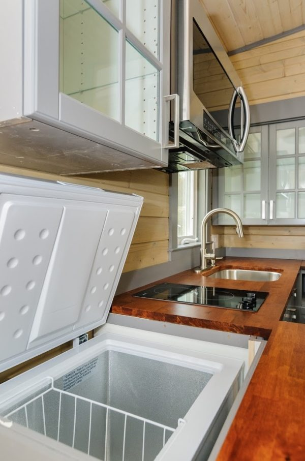 300 Sq Ft Custom Tiny Home on Wheels