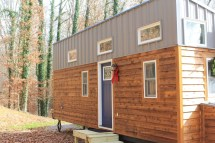 300 Sq FT Tiny Houses Modern