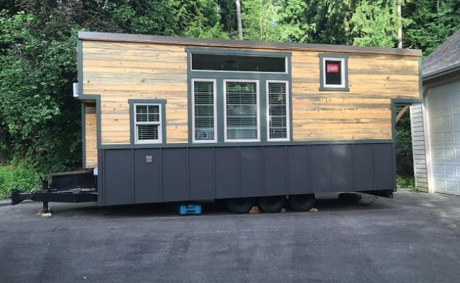 320 Sq Ft Custom Tiny House