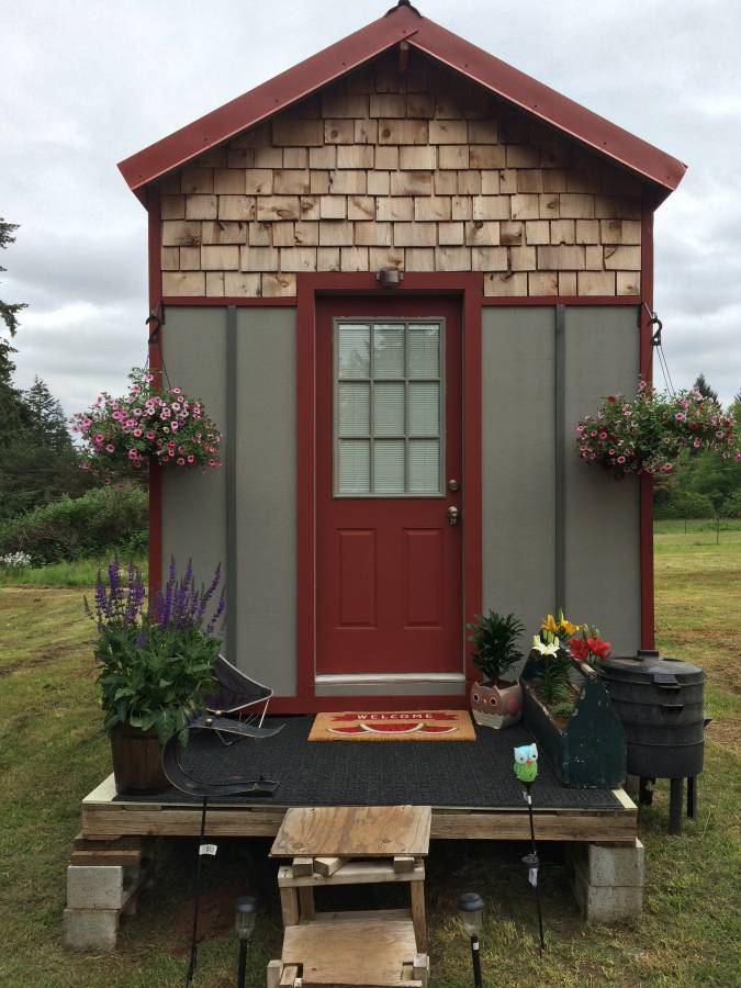 32k Tiny House For Sale in Canby Oregon