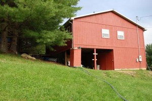 32×40 Barn For Sale with Stealth 768 Sq. Ft. Home Inside 007