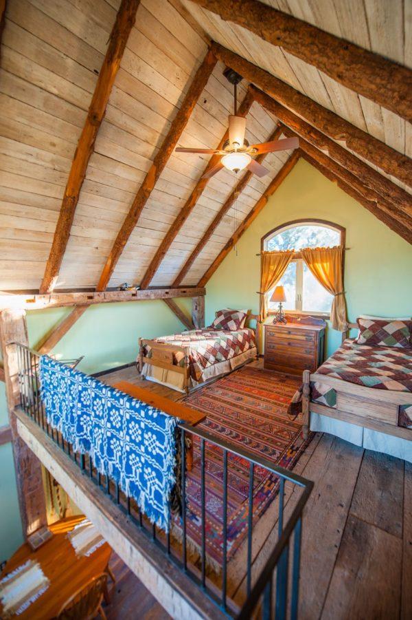 336 Sq Ft Tiny Barn Cabin