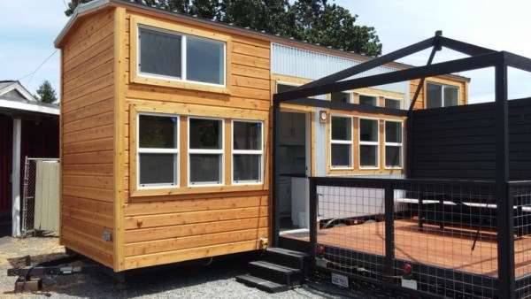 355 Sq Ft GT Tiny House on Wheels by Tiny Mountain Houses 008