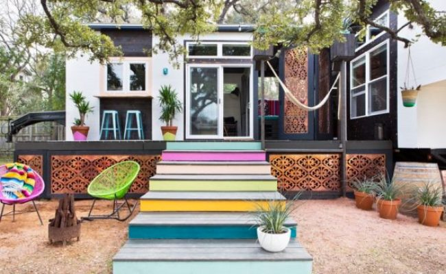 380 Sq Ft Tiny Home In Austin Texas