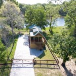 393sf Park Model Tiny Home on Waterfront Lot in Texas 0011