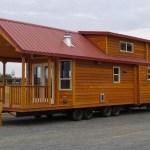 396 Square Feet Double Loft Park Model Cabin 002