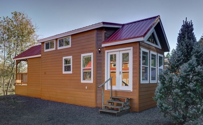 40 Foot Tiny House In Salem Oregon 65k