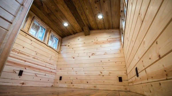 39ft Rustic Gooseneck Tiny House on Wheels For Sale in Conway South Carolina 006