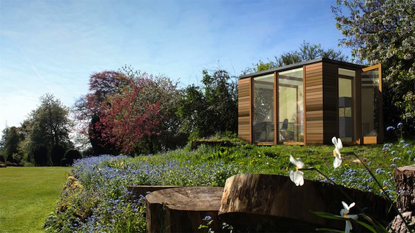 3rdSpace - Modular Backyard Office Sheds
