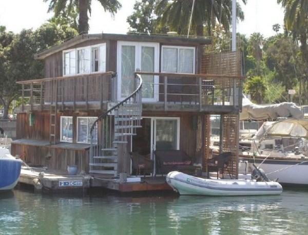 40 Ft Houseboat in Santa Barbara CA For Sale 001