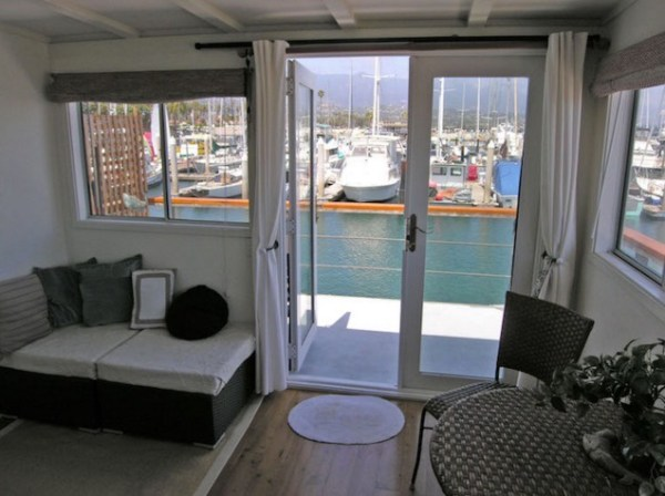 40 Ft Houseboat in Santa Barbara CA For Sale 002