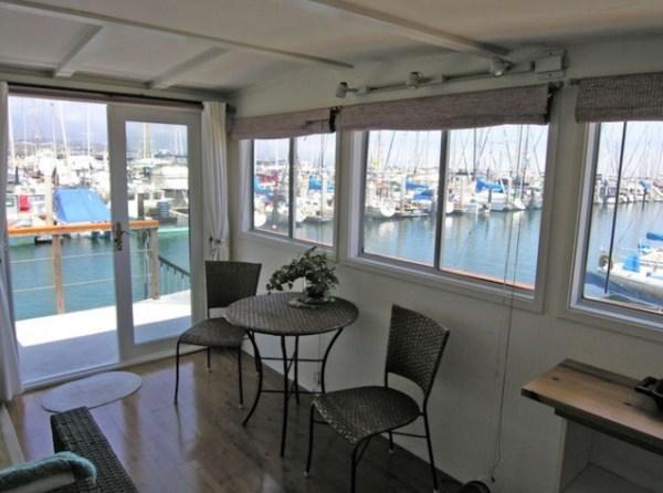 40 Ft Houseboat in Santa Barbara CA For Sale 003