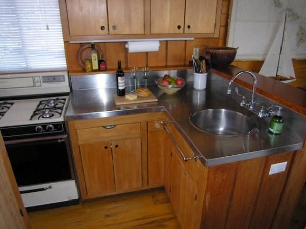 40 Ft Houseboat in Santa Barbara CA For Sale 008