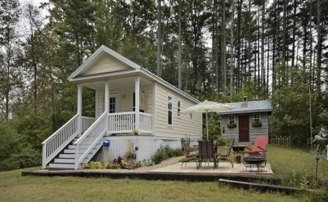 420 Sq Ft Tiny House For Sale With 48 Acres