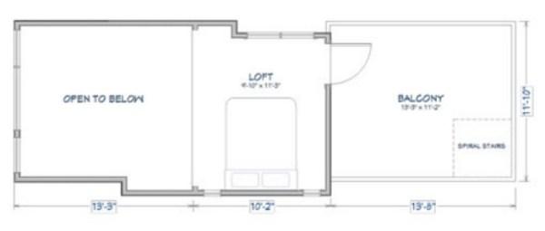 400 sq ft Denali Tiny House by Utopian Villas 004