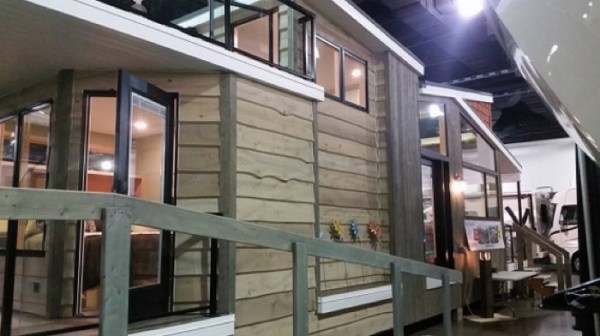 400 sq ft Denali Tiny House by Utopian Villas 005