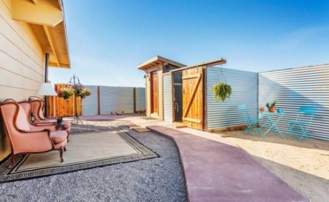 408 Sq Ft Tiny Home For Sale In Joshua Tree Ca 145k