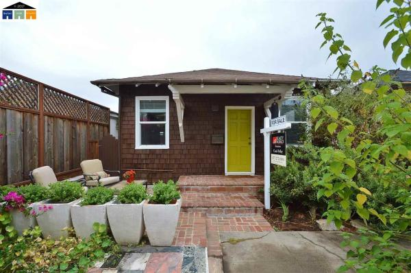 420 Sq Ft Tiny Home in Alameda CA For Sale