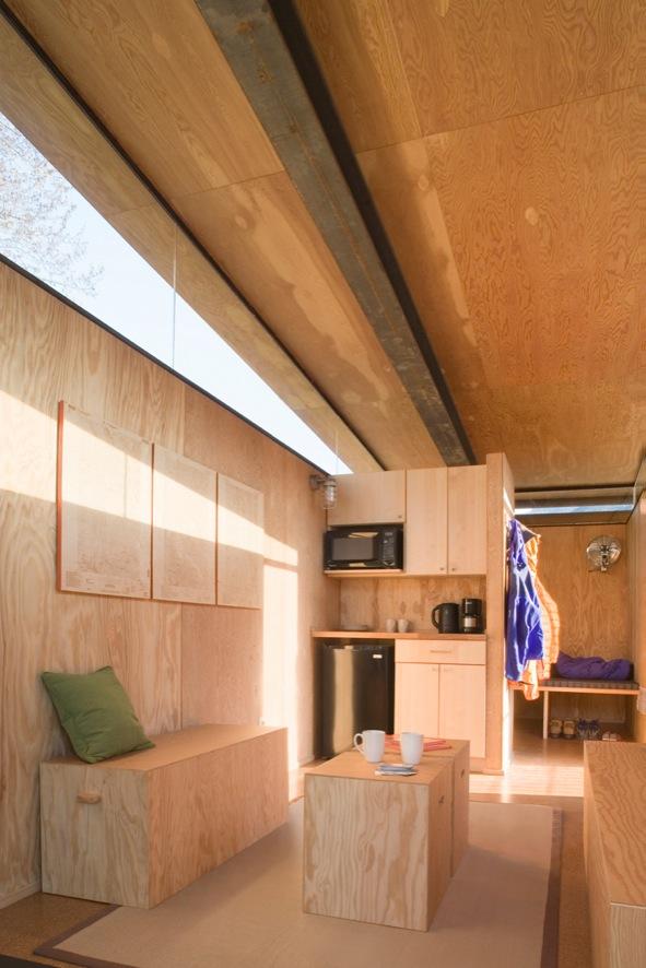 © Chad Kirkpatrick & Olson Sundberg Kundig Allen Architects