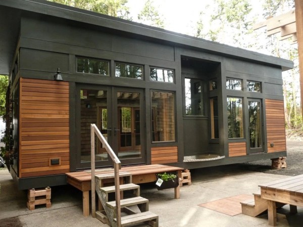 450 Sq Ft Waterhaus Prefab Tiny Home 001