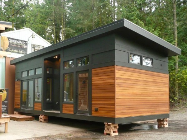 450 Sq Ft Waterhaus Prefab Tiny Home 0019