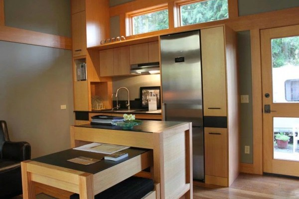 450 Sq Ft Waterhaus Prefab Tiny Home 002