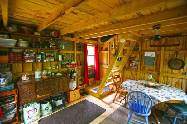 $45k Tiny Cabin on 2 Acres in Vermont
