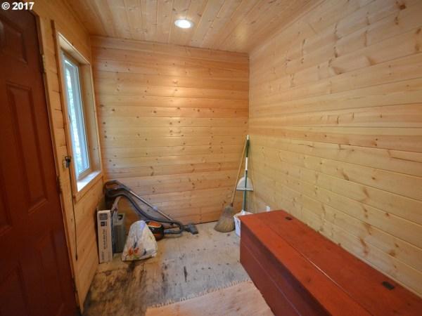 466 Sq. Ft. Oregon Cabin