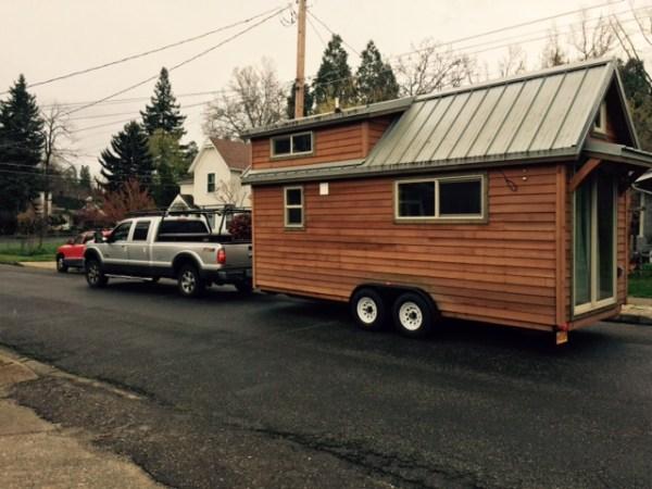 Elm Tiny House on Wheels For Sale