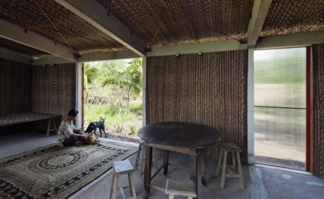 Architects Develop Affordable Tiny Housing In Vietnam