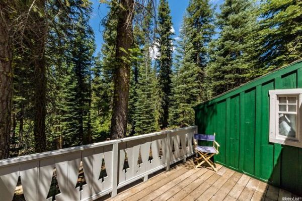 500 Sq. Ft. Forest Service Cabin For Sale 010
