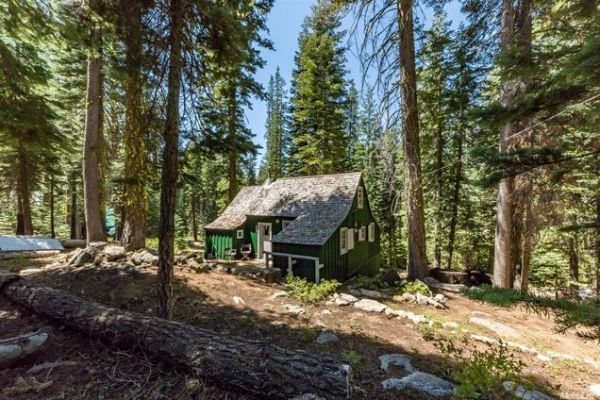 500 Sq. Ft. Forest Service Cabin For Sale 013
