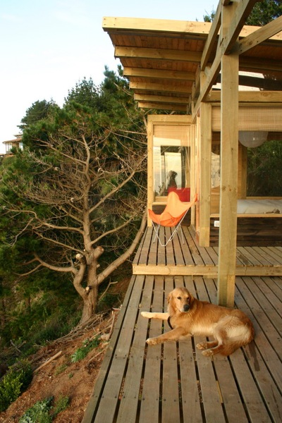 500-square-foot Small House on a Cliff with Water Views (5)