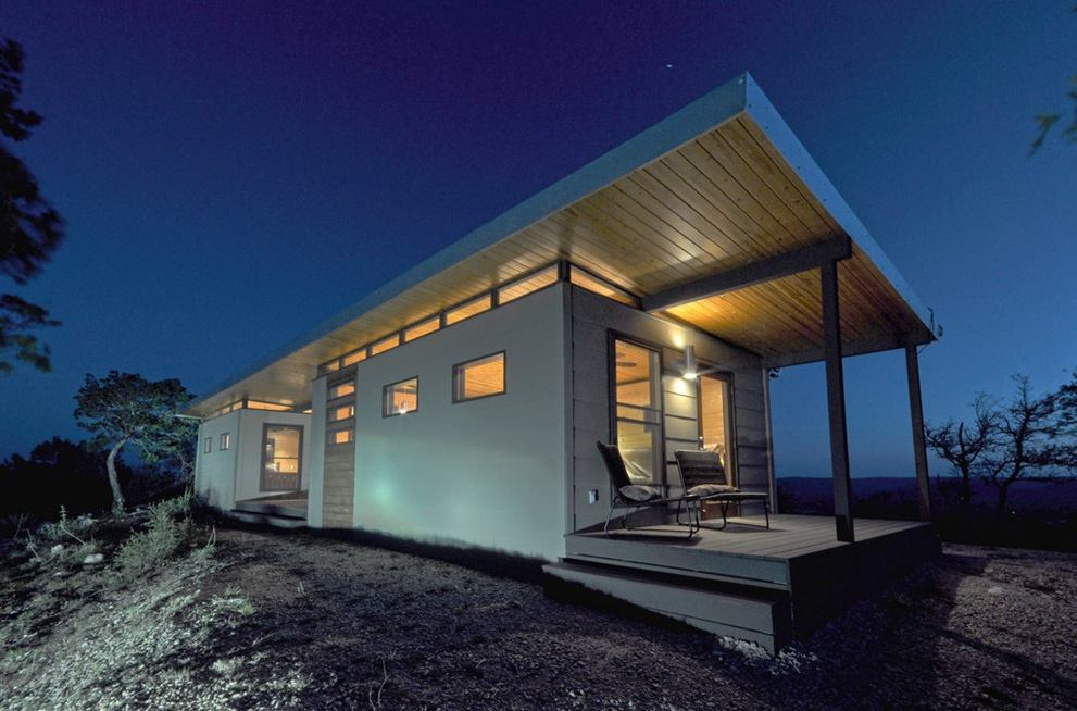 504 Sq Ft Modern Cabin Great For Your Live Work Lifestyle