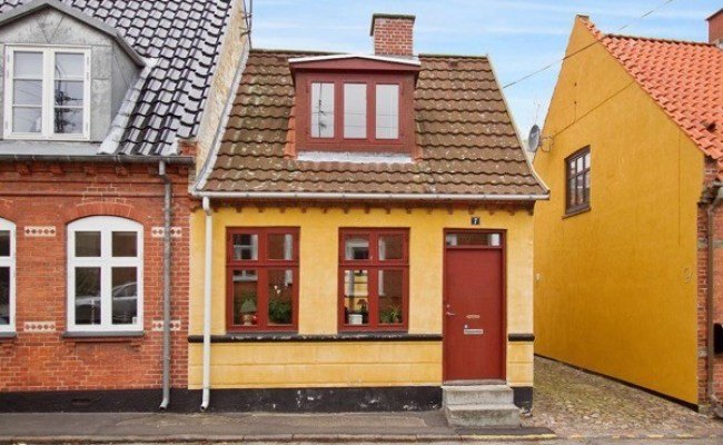 527 Sq Ft Townhouse In Denmark