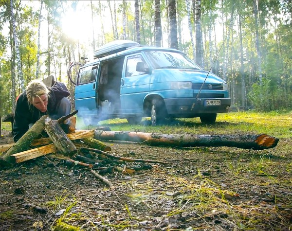 6 years living in a van – van life – Exploring Alternatives 1