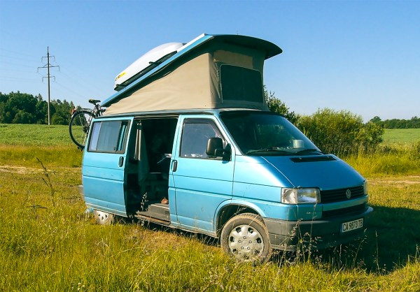6 years living in a van – van life – Exploring Alternatives 2