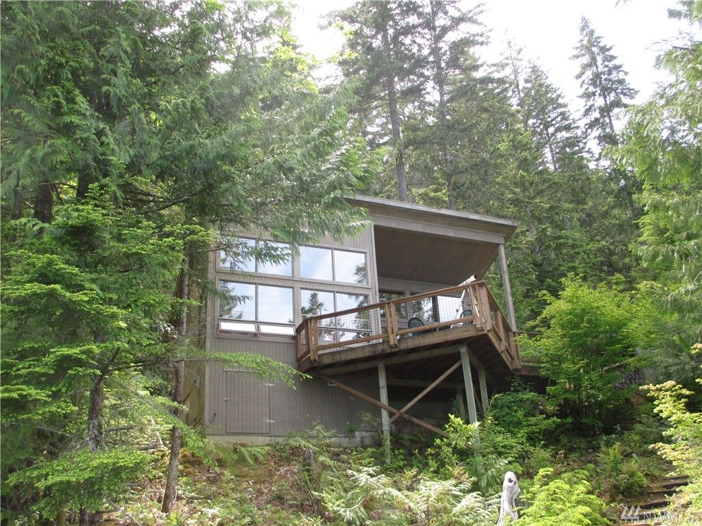 640 sq ft tranquil cabin w 5 acres 270 39 waterfront for for Zillow tiny homes for sale