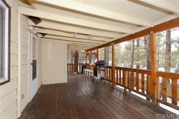 680 Sq Ft Cabin in Big Bear California